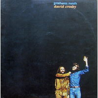 Graham Nash / David Crosby, Graham Nash/David Crosby, LP 1972