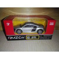 "Модели""Audi R8 V10"", БМВ Х6 .1:64.RMZ."