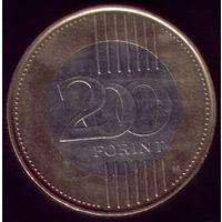 200 Форинтов 2016 год Венгрия