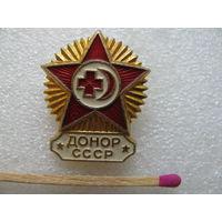 Знак. Донор СССР