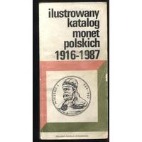 Каталог монет Польши 1916-1988 г. (*). Оригинал!!! С 10,00 р.!!