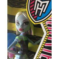 Кукла Monster High монстер хай Убойный роликовый лабиринт Эбби Боминейбл