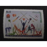 Пакистан 2005 межд. год спорта