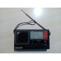 Радиоприемник МЕРИДИАН РП-348 из Советского Союза.