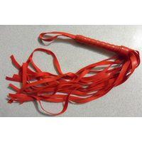 Плетка БДСМ - длинна 45 см.