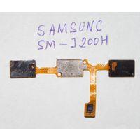 Шлейф кнопок от телефона samsung sm-j200h