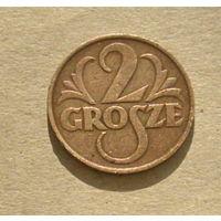 2 гроша 1935 года. 2-я.