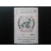 Иран 1992 эмблема ESCAP