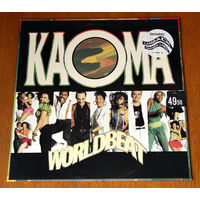 "Kaoma ""Worldbeat"" LP, 1989"