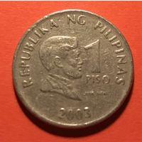 Филиппины 1 песо 2003