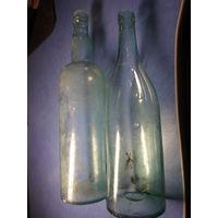 Старая бутылка ПМВ (13) торг обмен