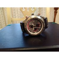 Часы Sector Chronograph модель 270 с будильником отличное состояние