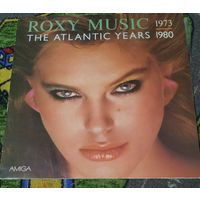 Roxy Music - The Atlantic Years 1973-1980 (пластинка производства ГДР, 1984 год, VG+/VG+)