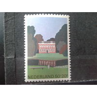 Нидерланды 1980 Туризм, загородная резиденция**