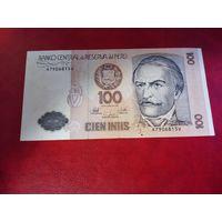 100 интис 1987 Перу
