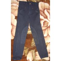 Тёплые штаны для девочки р.116