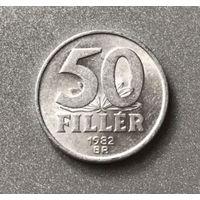 Венгрия 5 филлеров 1982 г.