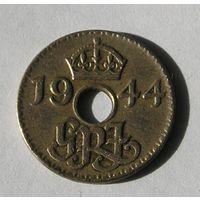Брит. Терр. Новая Гвинея 3 Пенса 1944 (108)