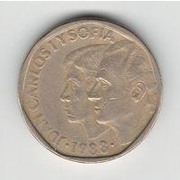 Испания 500 песет 1988 года