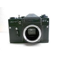 Фотоаппарат Зенит-ЕТ без объектива, 1992 г., рабочий (2)
