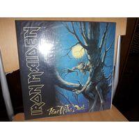 IRON MAIDEN - Fear Of The Dark  2LP - 1992 г.