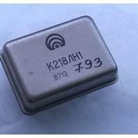К218ЛН1. ДТЛ-элемент НЕ, инвертор положительных импульсов. К218ЛН К218 218ЛН1 218ЛН. Аналог К2ЛН181 2ЛН181