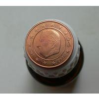 2 евроцента 2004 Бельгия аUNC