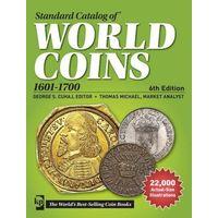 2015 - Краузе - Монеты мира 1601-1700 гг - на CD