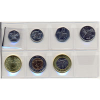 Ботсвана комплект монет (7 шт.) 2013г. скидки.
