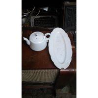 Посуда Кузнецова, фарфор