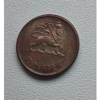 Эфиопия 1 цент, 1944  8-11-19
