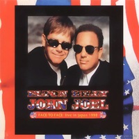 Elton John and Billy Joel - Face To Face in Japan 1998 г.(DVD5)