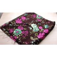 Ткань для пошива.Шелк искусственный #7
