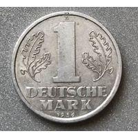 Германия (ГДР) 1 марка 1956 г