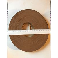 Шпон Кромка мебельная бобина цвет орех