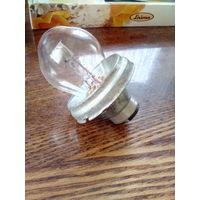 Лампочка 6 вольт ЯВА 35-35 ват