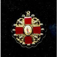 Ордена Российской Империи АиФ #11 - Знак ордена Святой Анны (муляж)