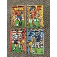 Замбия 2002. Чемпионат мира по футболу Япония-Корея 2002