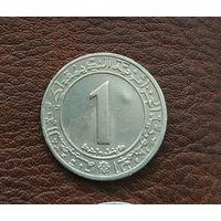 Алжир 1 динар 1972 г.