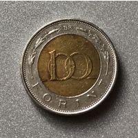 Венгрия 100 форинтов 1997г.