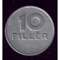 10 филлер 1986 год Венгрия