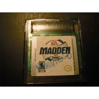 Game Boy Color Madden 2001