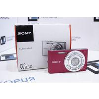 Фотоаппарат Sony Cyber-shot DSC-W830 (20.1 Мп, 8X zoom). Гарантия.