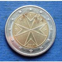 Мальта 2 евро 2015