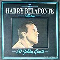 LP Harry BELAFONTE - 20 Golden Greats (1989)