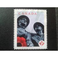 Канада 2009 памятник