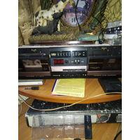 Магнитофон Вега 122 рабочая