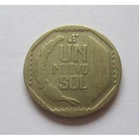 Перу 1 соль 1996