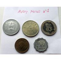 Набор монет - лот 1 /цена за все/