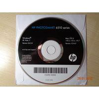 """Диск установочный """"HP Photosmart 6510"""" (бонус при покупке любого моего диска)"""